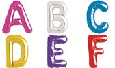 Partybuchstaben