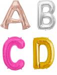 Buchstaben Folienballons 35- 40 cm