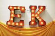 DIY Leuchtbuchstaben