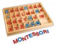 Buchstaben Holzbox
