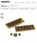 Letter Press Kühlschrankmagnete