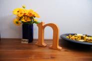 Namen aus Holzbuchstaben 15 cm - 10 Buchstaben