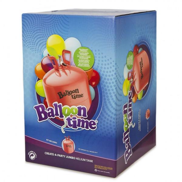 Helium für Buchstaben-Ballons - kleine Flasche