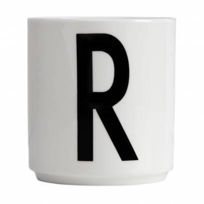 Design Letters Becher mit Buchstabe R
