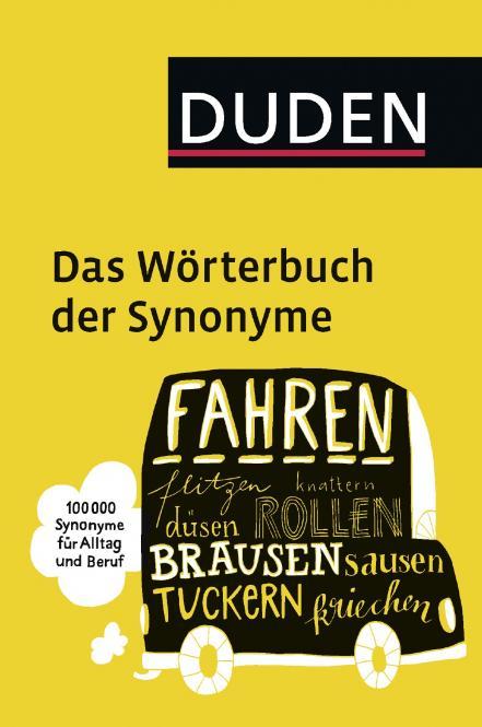 Duden® - Das Synonymwörterbuch