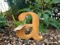 Namen aus Holzbuchstaben 15 cm - 15 Buchstaben