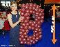 Buchstaben Luftballon-Dekoset Mini