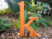Namen aus Holzbuchstaben 15 cm - 5 Buchstaben